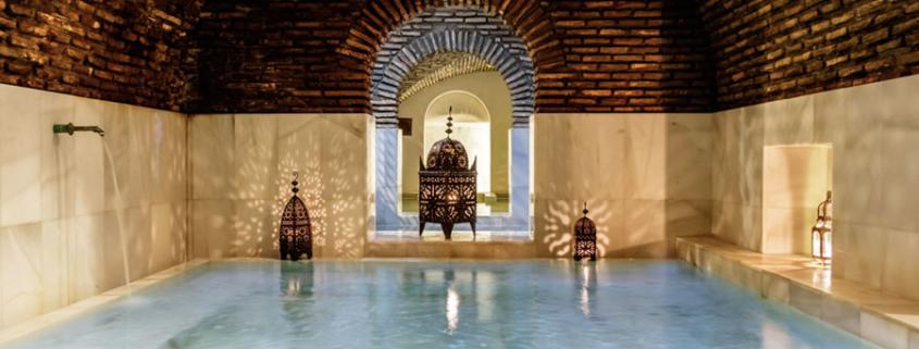 Baños Árabes Medina Mudejar